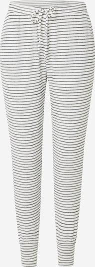 GAP Pantalon en noir / blanc, Vue avec produit