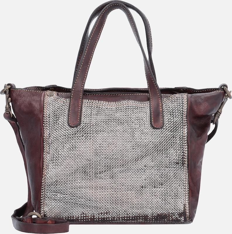 Campomaggi Traditional Handtasche Leder 22 cm