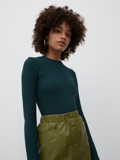 EDITED Shirt 'Ginger' in de kleur Groen: Vooraanzicht