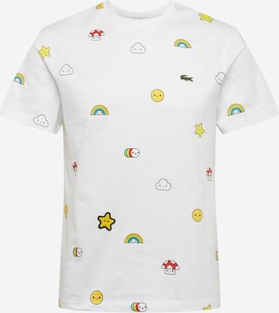 LACOSTE Shirt in de kleur Wit, Productweergave