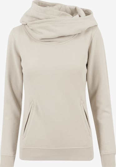 Urban Classics Hoody in creme: Frontalansicht