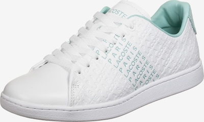LACOSTE Schuhe ' Carnaby Evo 120 W ' in mint, Produktansicht