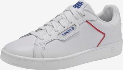 K-SWISS Sneaker 'Clean Court II' in weiß, Produktansicht