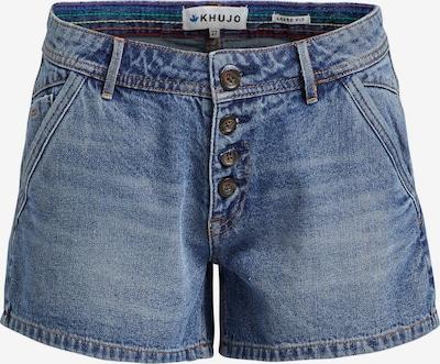 khujo Jeans 'Barby' in de kleur Blauw denim, Productweergave