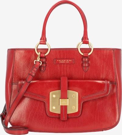 The Bridge Handtas 'Lambertesca' in de kleur Rood, Productweergave