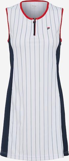 FILA Kleid 'Doreen' in blau / rot / weiß, Produktansicht
