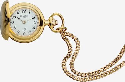 REGENT Umhängeuhr '12350015' in gold, Produktansicht