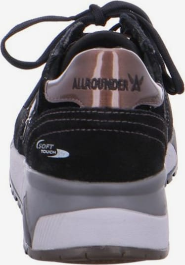 ALLROUNDER BY MEPHISTO Sneakers laag in Zwart ngQPQ1y3