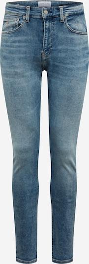 Jeans '016 SKINNY' Calvin Klein Jeans pe denim albastru, Vizualizare produs