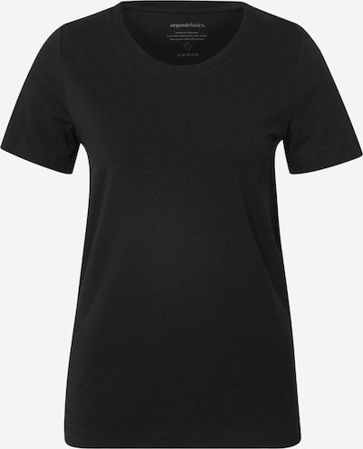 Organic Basics Tričko - čierna, Produkt