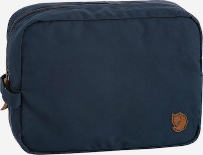Fjällräven Toiletry Bag 'Gear Bag' in Navy / Brown, Item view