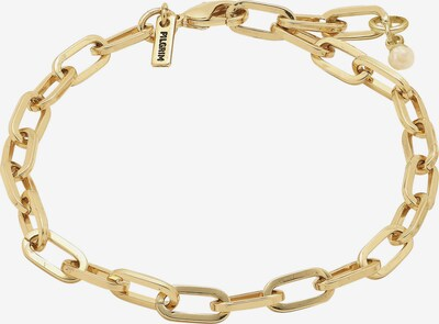 Pilgrim Bracelet 'Bibi' en or / blanc perle, Vue avec produit