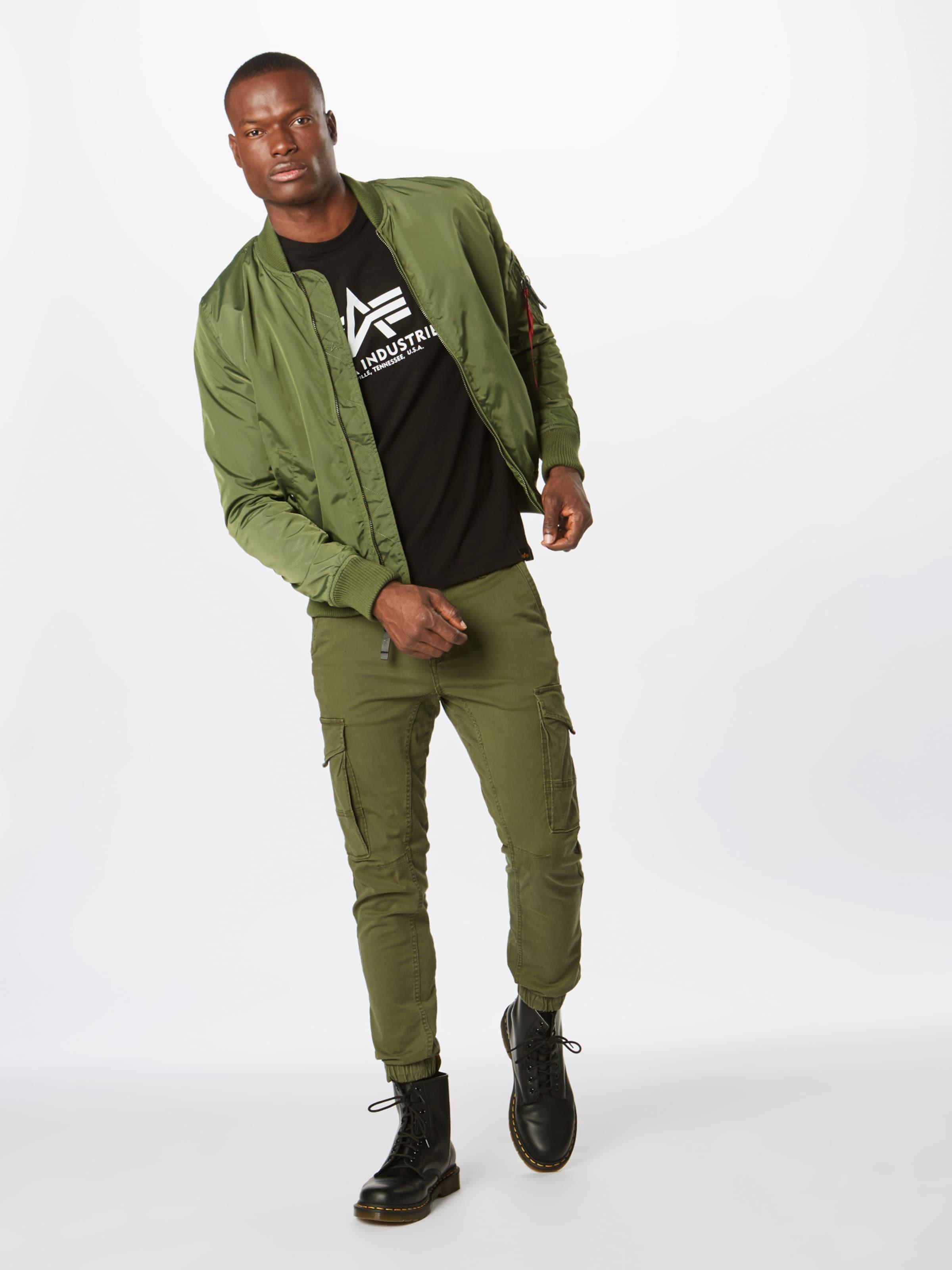 shirt NoirBlanc T Industries En Alpha IfyY76vbg