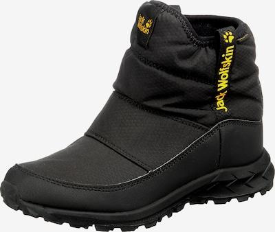 JACK WOLFSKIN Boots 'Woodland' in schwarz, Produktansicht