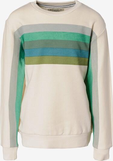 BASEFIELD Sweatshirt in beige, Produktansicht