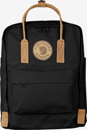 Fjällräven Sportrugzak 'Kånken No.2' in de kleur Zwart, Productweergave