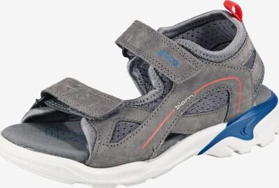 ECCO Sandale in taupe / graumeliert, Produktansicht