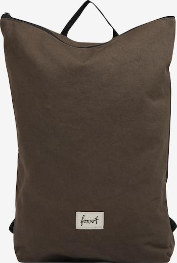 Forvert Tagesrucksack 'Colin' in oliv, Produktansicht
