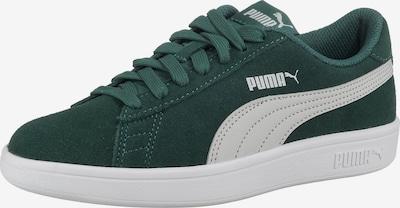 PUMA Sneaker 'Smash V2 Sd Jr' in grün / perlweiß, Produktansicht