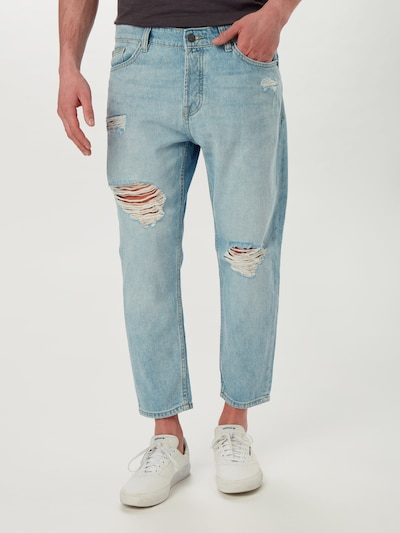 Only & Sons Jean en bleu denim, Vue avec modèle