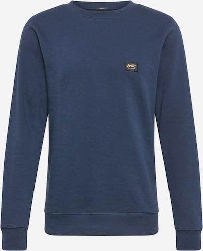 DENHAM Sweat-shirt 'Wilson' en bleu foncé, Vue avec produit