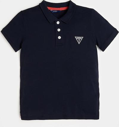 GUESS Shirt in dunkelblau, Produktansicht