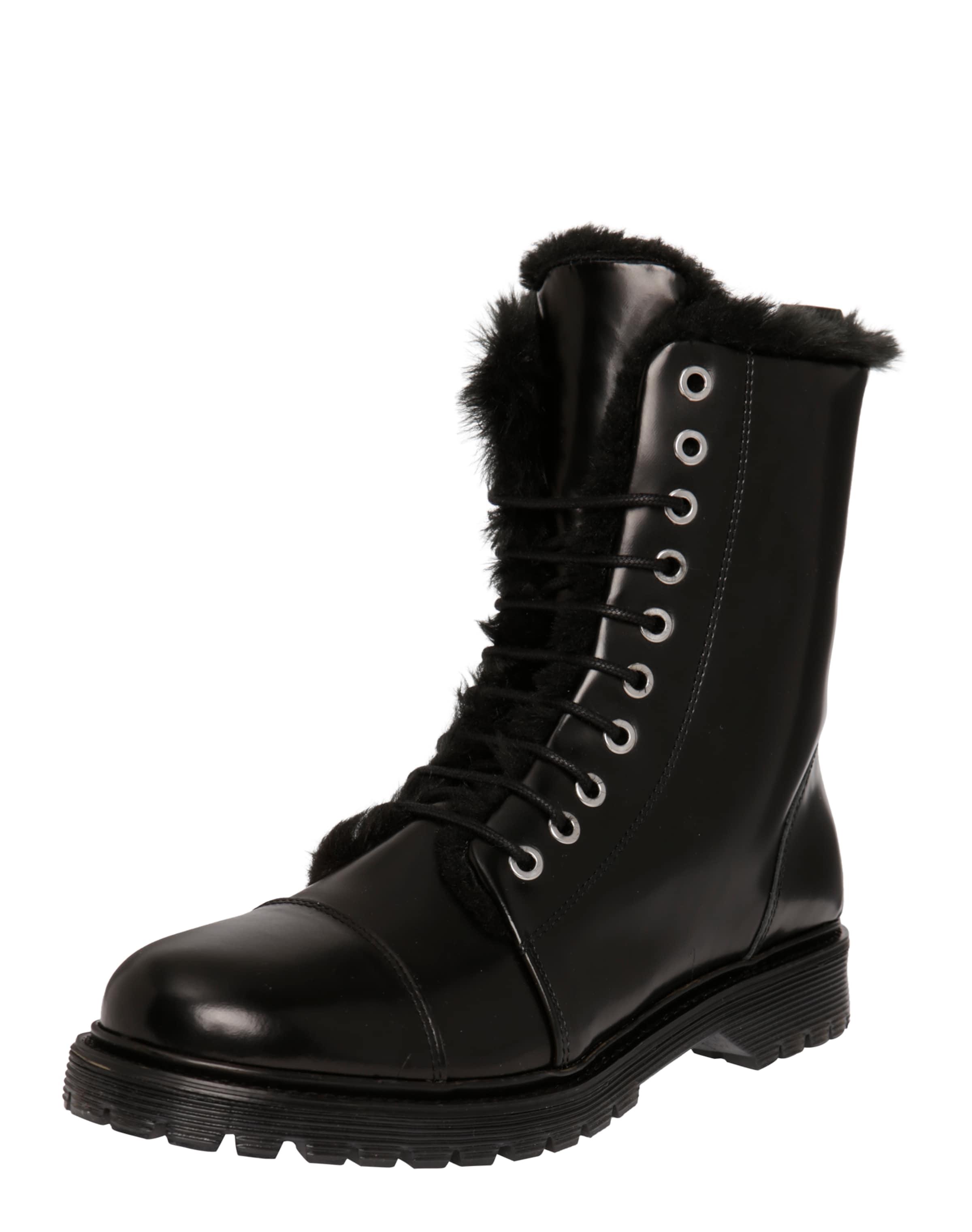 Haltbare Mode billige Schuhe BRONX   Bikerboots aus Leder Schuhe Gut getragene Schuhe