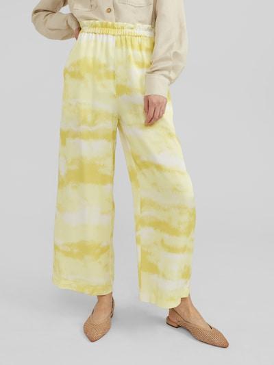 vegyes színek EDITED Nadrág 'Nerian', Modell nézet