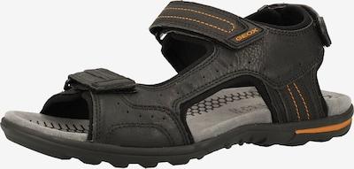 GEOX Trekingové sandále - čierna, Produkt