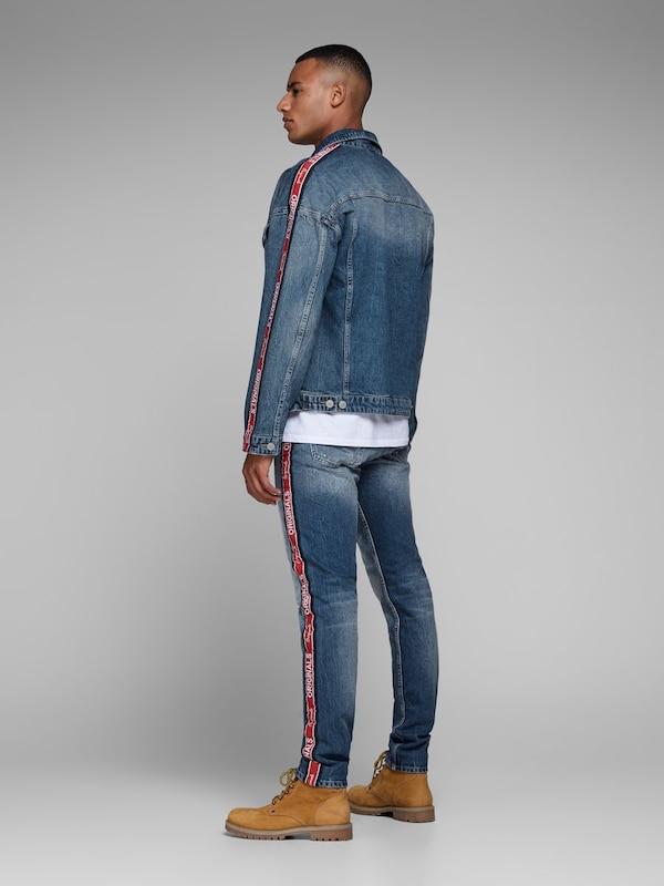 Jeans DenimRood Blauw Wit Jackamp; Jones In CsthxQrd
