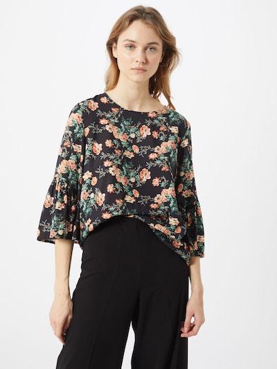 Bluză 'Maren' ABOUT YOU pe culori mixte / negru, Vizualizare model
