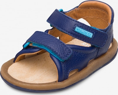 CAMPER Sandale 'Bicho' in blau, Produktansicht