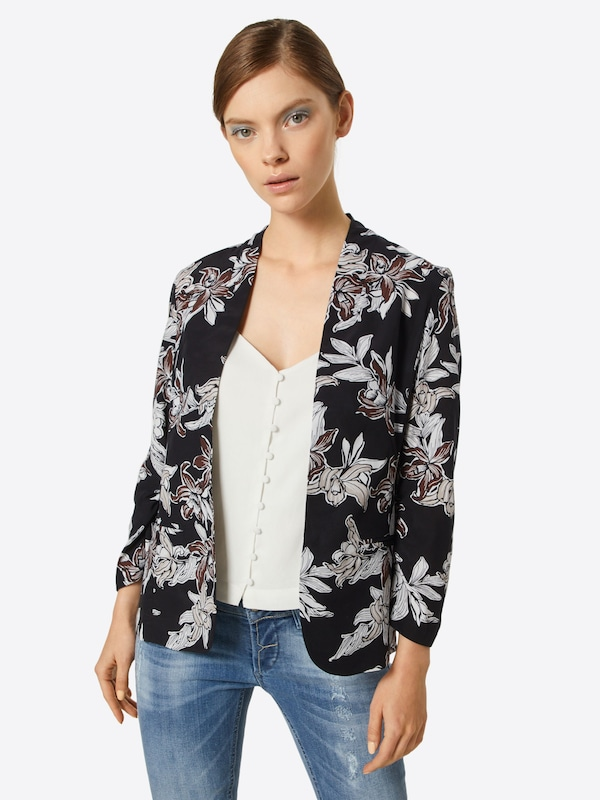 Blazer Blanc Moreamp; Blazer MarronNoir En Moreamp; Blazer MarronNoir Blanc En Moreamp; pSUzLqMGV