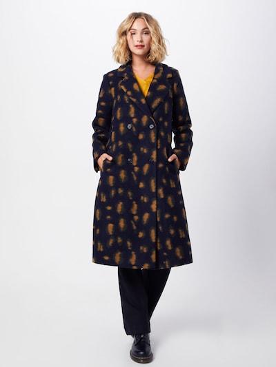 Rudeninis-žieminis paltas iš Spoom , spalva - tamsiai mėlyna: Vaizdas iš priekio