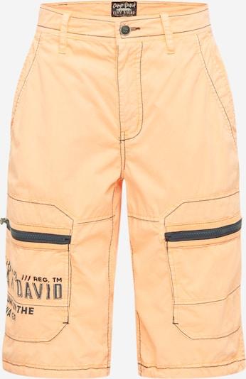 Laisvo stiliaus kelnės iš CAMP DAVID , spalva - šviesiai oranžinė / juoda, Prekių apžvalga