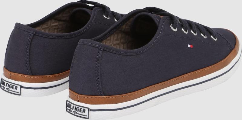 TOMMY HILFIGER Sneaker aus Baumwolle 'K1285ESHA 6D'