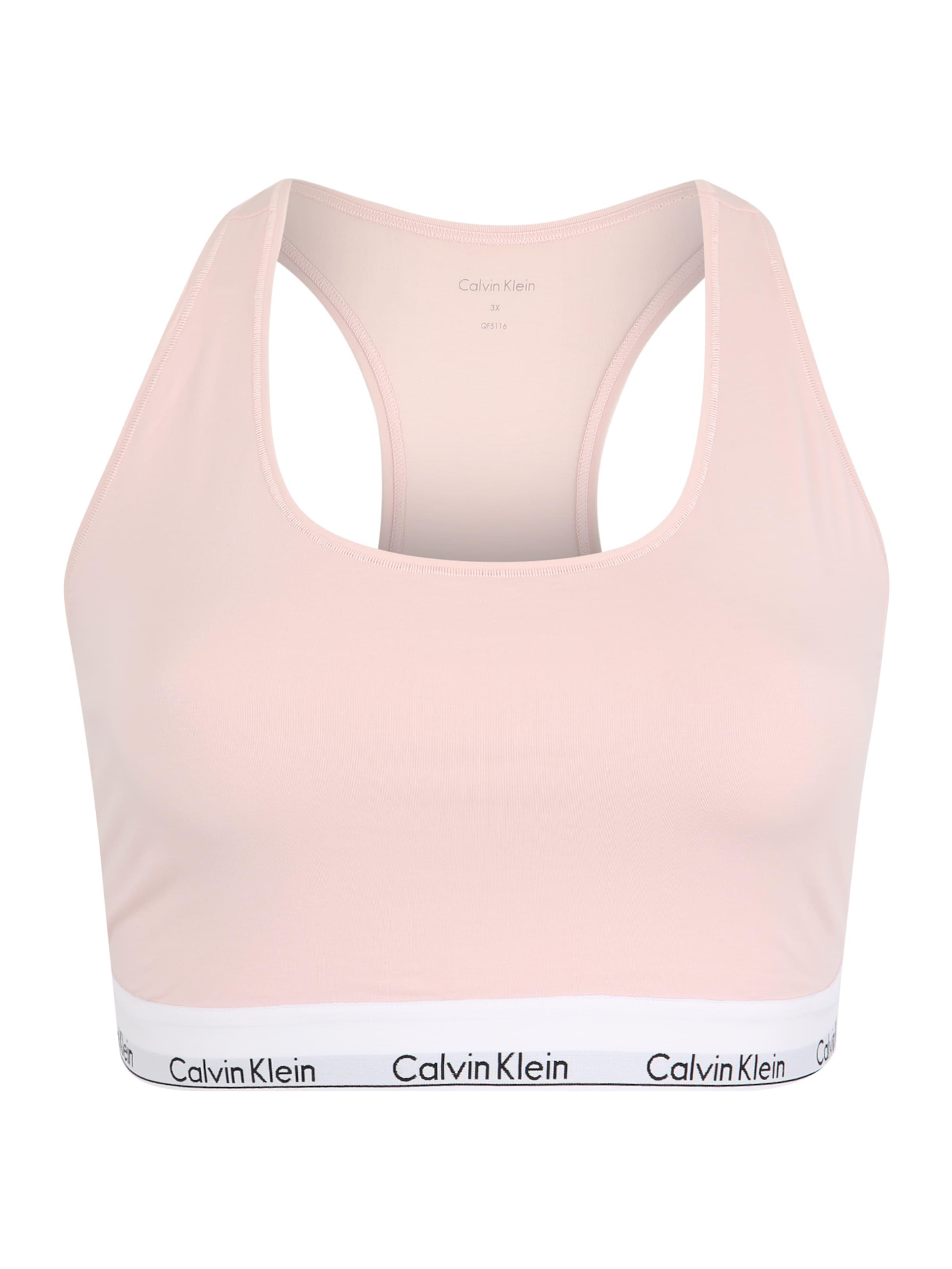 'unlined In Rosa Underwear Bralette' Klein Wäsche Calvin OPXnwk08
