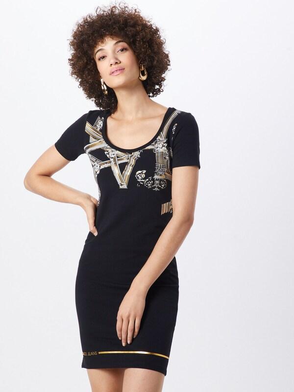 Jeans Noir Versace T shirt 15' 'tdm903 En FKJ1lc