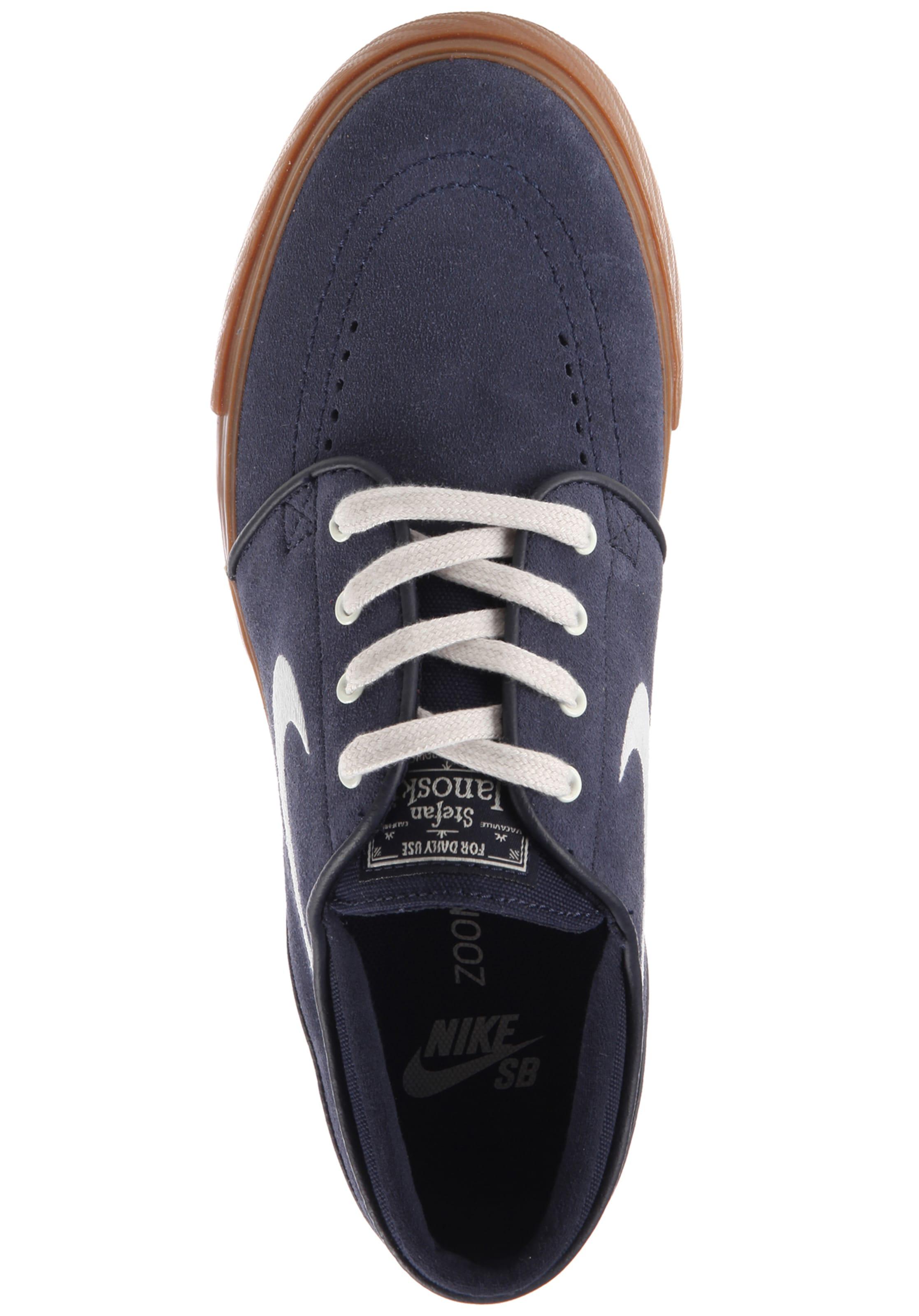 Nike 'zoom In Janoski' Marine Sneaker Sb yNOmv8n0w