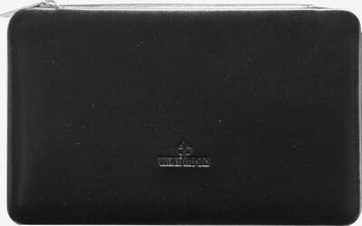 WINDROSE Schmuckbox 'Merino' in schwarz, Produktansicht