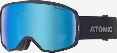 ATOMIC Skibrille 'Revent Stereo' in aqua / schwarz, Produktansicht