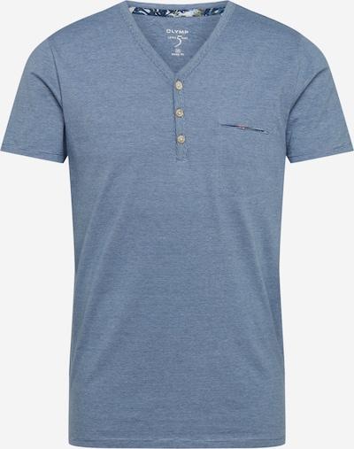 OLYMP Majica 'Level 5' | mornarska barva, Prikaz izdelka
