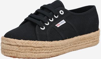 SUPERGA Schuhe '2730 Cotrop' in schwarz, Produktansicht
