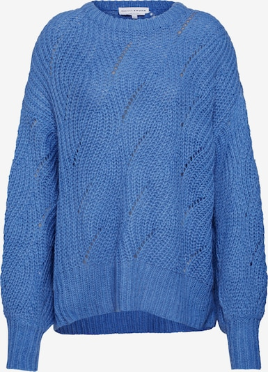 Native Youth Pullover  'THE ADELE WOOL KNIT' in blau, Produktansicht