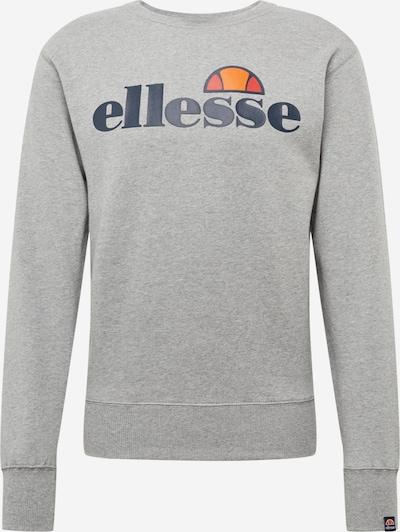 ELLESSE Sweatshirt in graumeliert / mischfarben, Produktansicht
