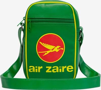 LOGOSHIRT Tasche Air Zaire Airlines in grün, Produktansicht