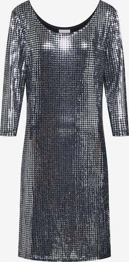 VILA Kleita 'VIBEYLA 3/4 DRESS/TB' pieejami melns / Sudrabs: Priekšējais skats