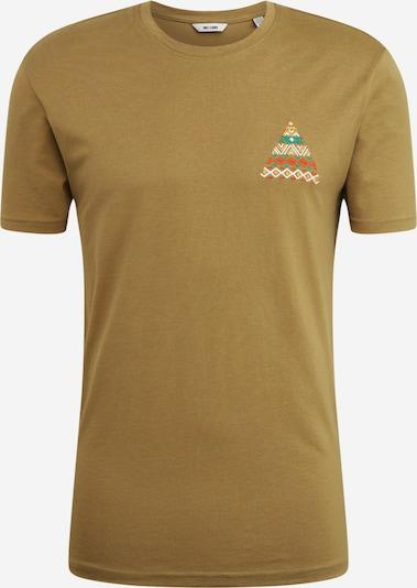 Only & Sons Shirt 'ONSKEVIN' in de kleur Lichtbruin, Productweergave