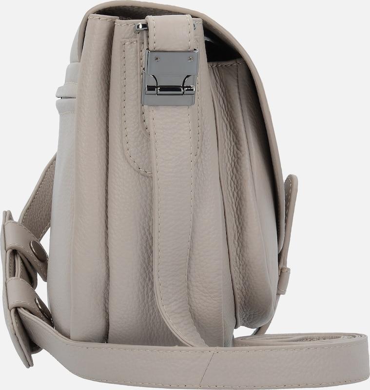 BREE 'Lady Top 2' Umhängetasche Leder 26 cm