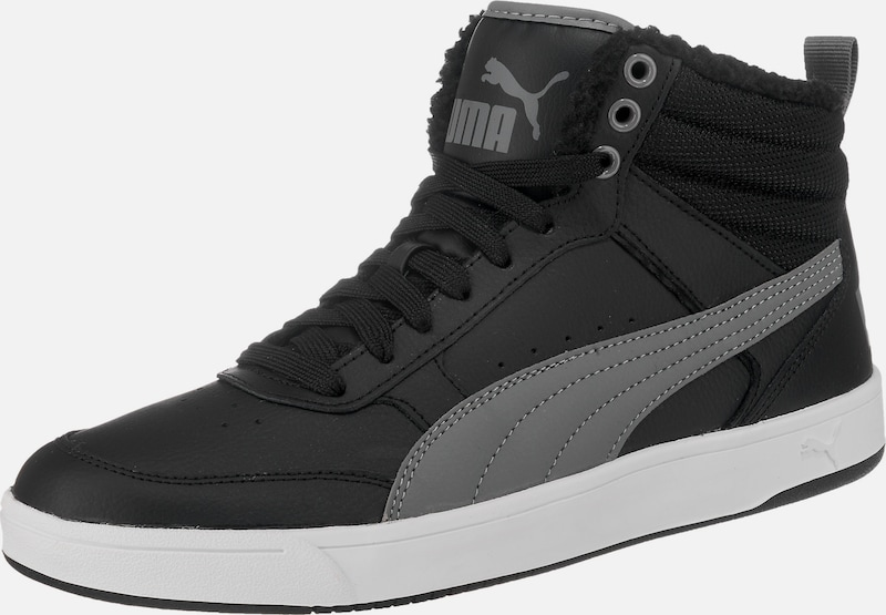 PUMA | 'Rebound Street V2 Fur' Sneakers